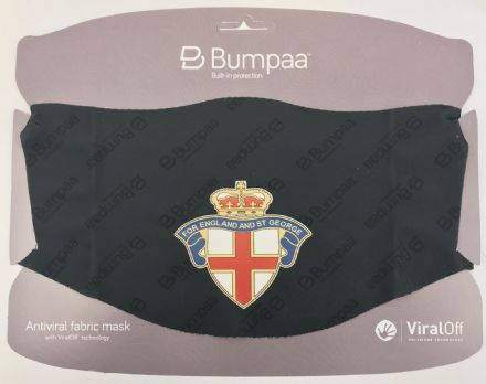 Reusable Face Mask with For England and St George